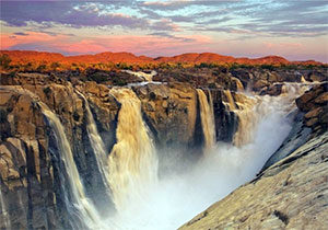 Augrabies Falls National Park, South Africa